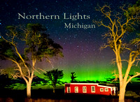 Northern Lights Photo Magnets